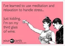 Funny Meditation